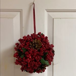 Holiday Berry ball